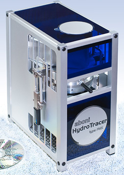 塑膠酯粒水份分析儀 1